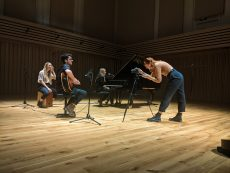 The Stoller Hall Rehearsals