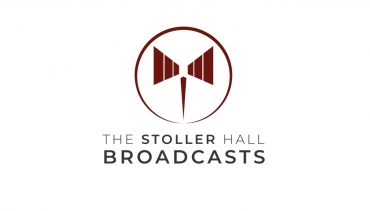 The Stoller Hall Broadcasts Logo
