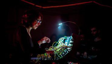Suzanne Ciani_2016 RBMA Buchla Concert_Maria Jose Govea credit