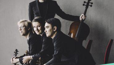 Marmen Quartet - The Stoller Hall